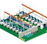 cetralized conveying system RCS