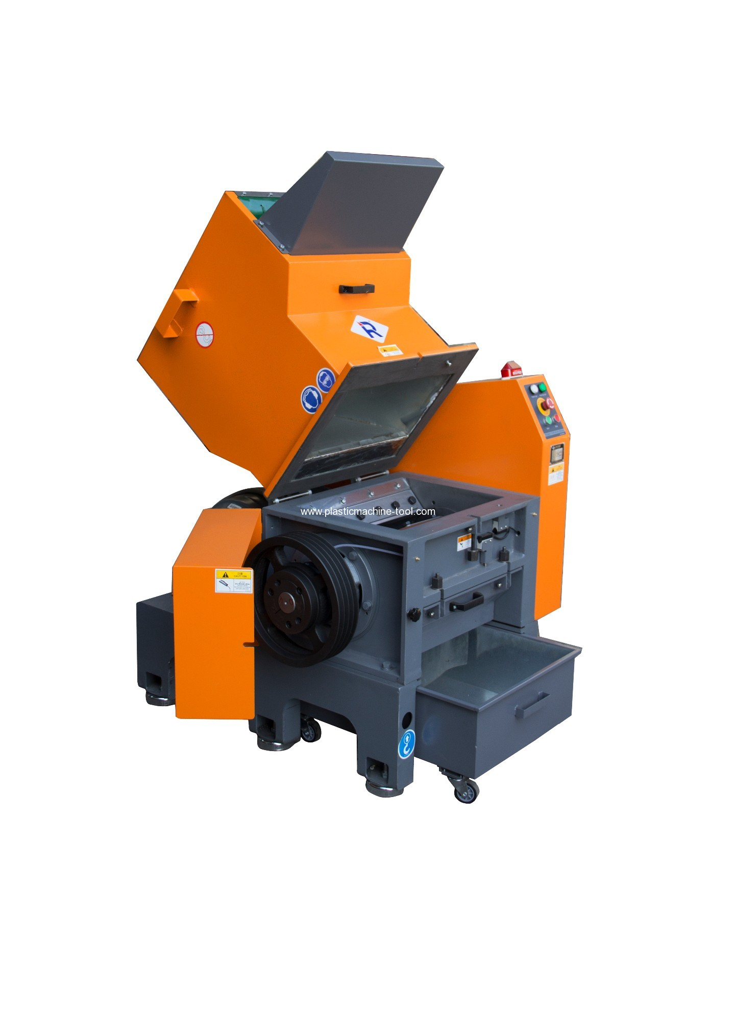 Economic design plastic poweful granulators RG-26E